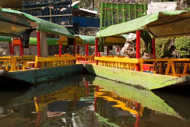 Canal Barges