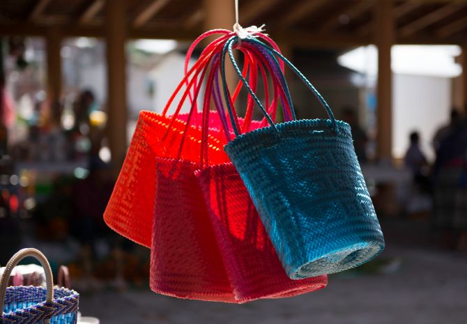 New Market Baskets